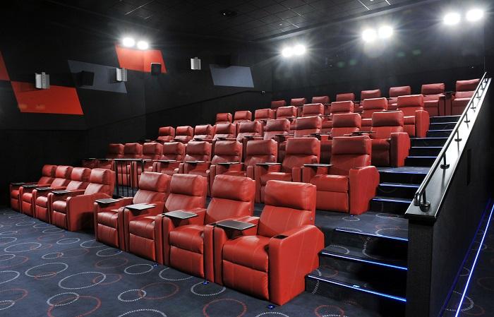 VIP sál, foto: Cinema City