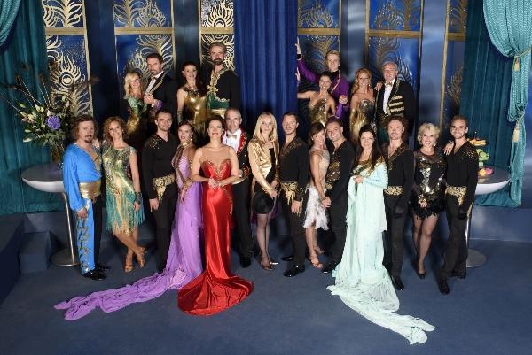 Ucastnici Osme Rady Stardance Foto Ceska Televize