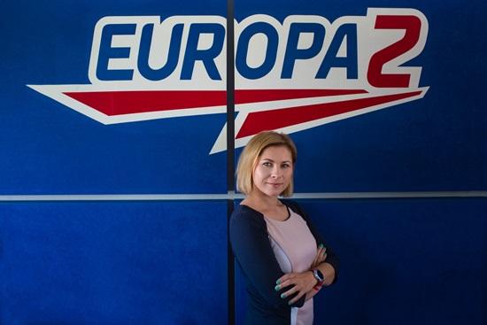 Předsedkyně představenstva Europy 2 Tatiana Ďuričová
