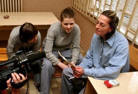 Natáčení Holky pod zámkem, foto: TV Nova