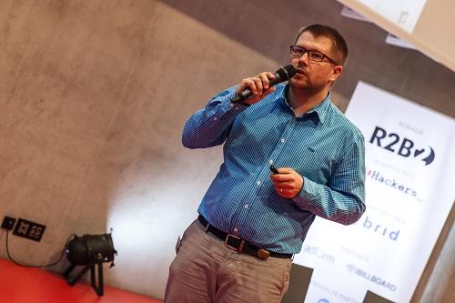 Petr Hatlapatka, foto: R2B2